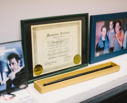 Mi certificate