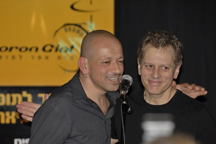 Doron and Dave Weckl
