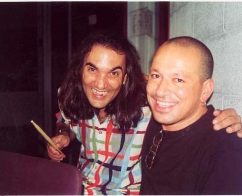 Doron with  Horacio El Negro Hernandez